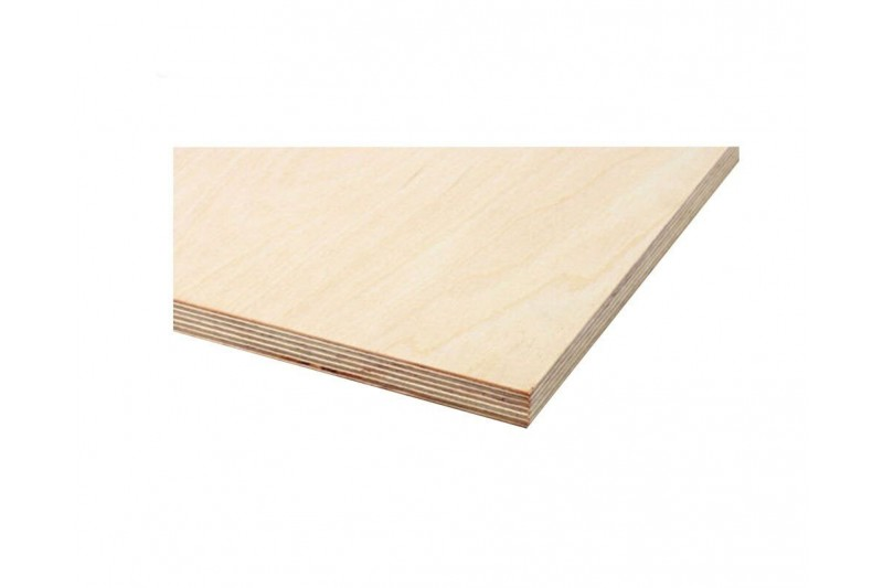Red Faced Plywood 12mm (8ft x 4ft)